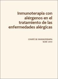 Documento de consenso del Comité de Inmunoterapia (2010)