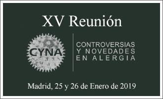 XV Reunión CYNA