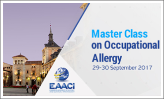 EAACI Master Class on Occupational Allergy
