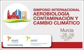 Simposio Internacional Aerobiología, Contaminación y Cambio Climático