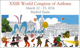 World Congress of Asthma 2016